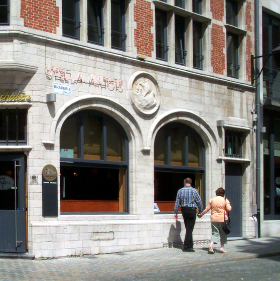 Cultural pub crawl - copyright Visit Antwerpen