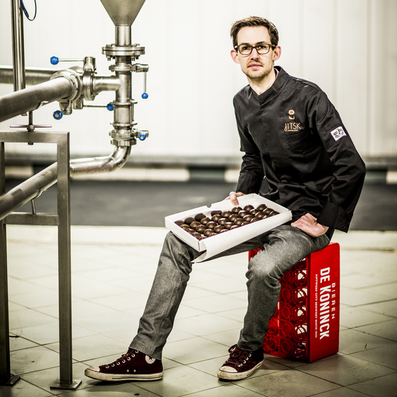 Blog: Chocolatier Jitsk - copyright © Diego Franssens