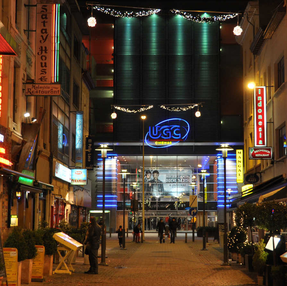 UGC Antwerp - copyright © Eric Verbiest - www.pixelfan.be