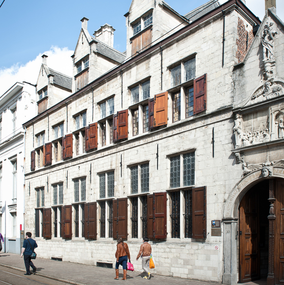 Maagdenhuis - copyright OCMW Antwerpen