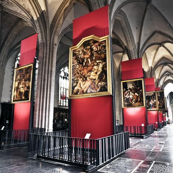 Rondleiding De Kathedraal - copyright Dave Van Laere