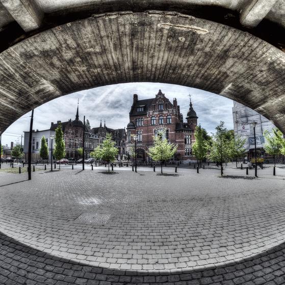 Zurenborg - copyright Dave Van Laere