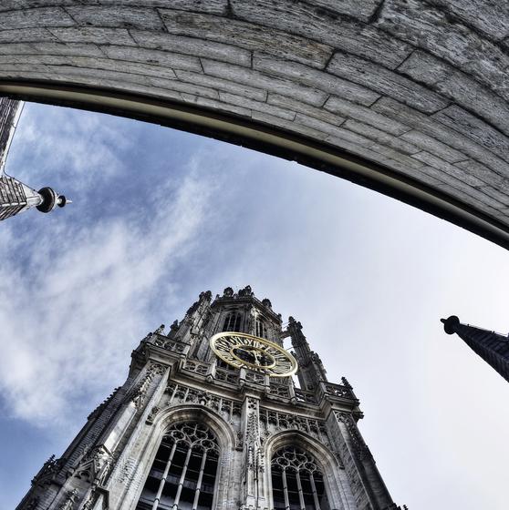 Cathédrale Notre-Dame - copyright Dave Van Laere
