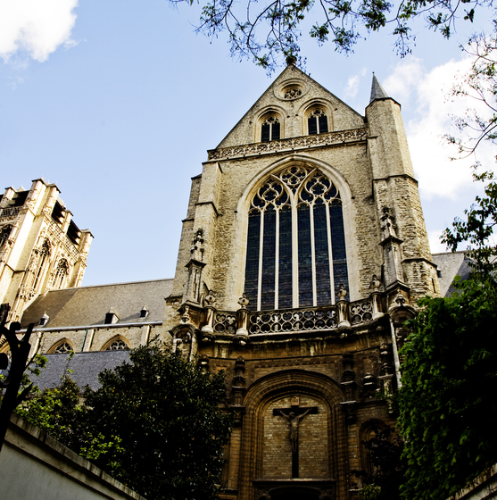Bezoek met gids Sint-Jacobskerk - copyright Sofie Coreynen