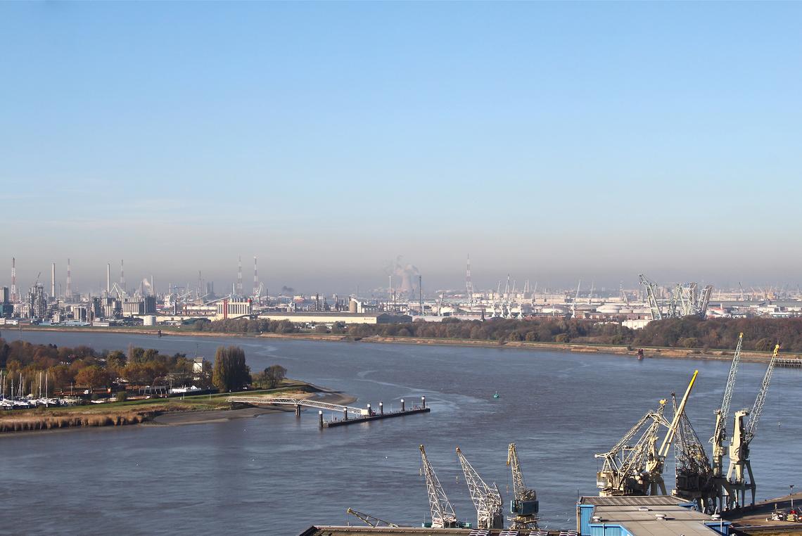 Antwerp Port Tours