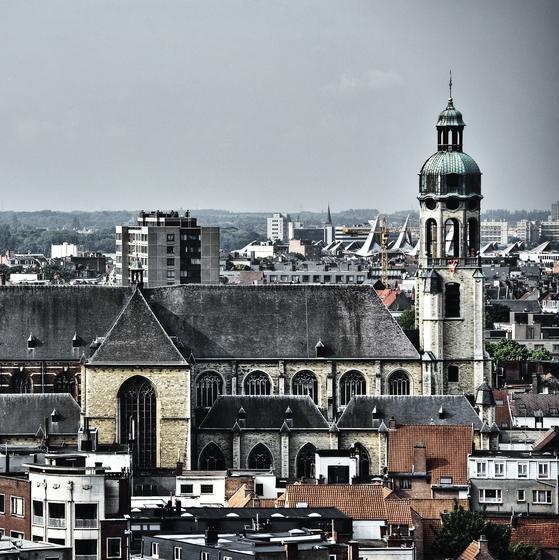 Bezoek met gids Sint-Andrieskerk - copyright Dave Van Laere