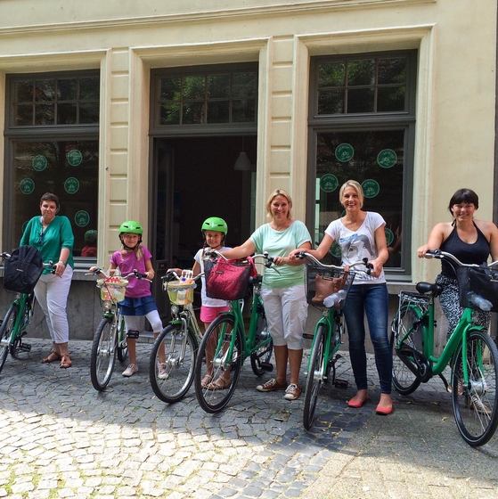 Antwerp Bike Tours - copyright
