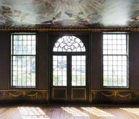Restauratie van de Hofkamer - copyright Herita, foto Lucid