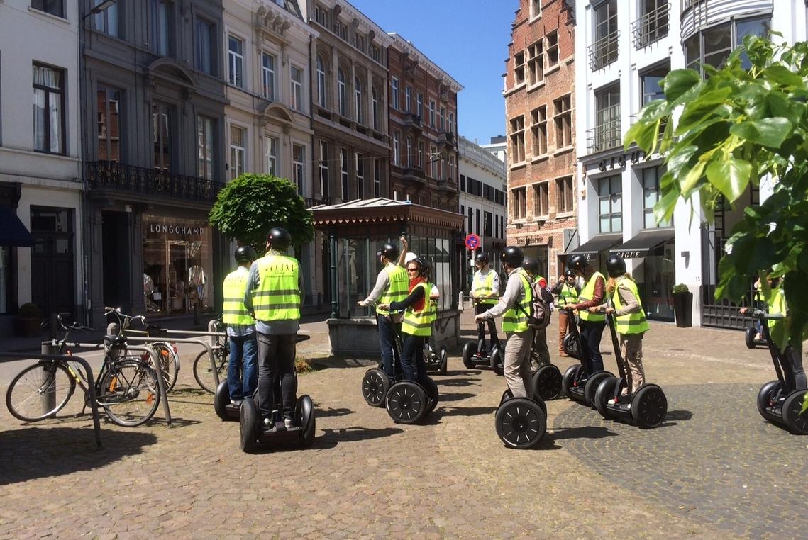 Segway Antwerpen