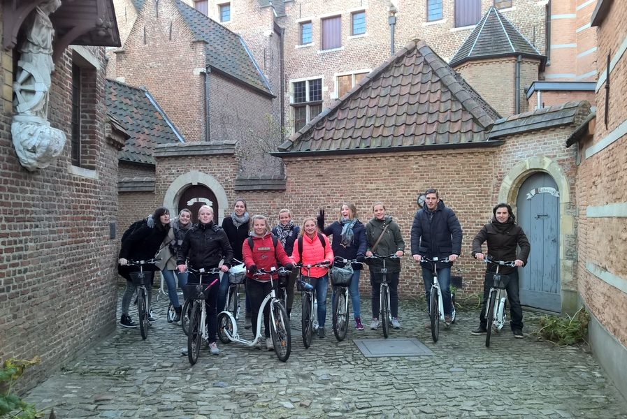 Antwerp by Bike
