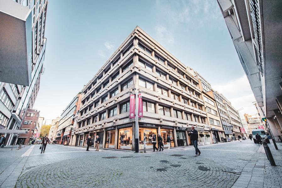 Stad Antwerpen - foto Jonas Roosens