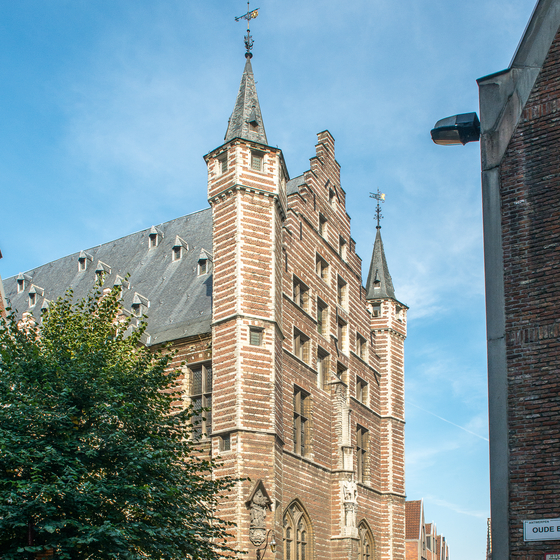 Museum Vleeshuis - copyright Jan Crab