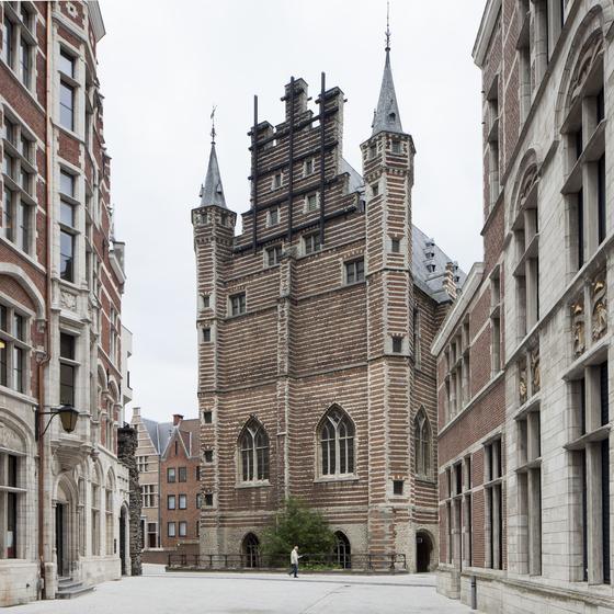 Architecture mosaic - copyright Sepp van Dun