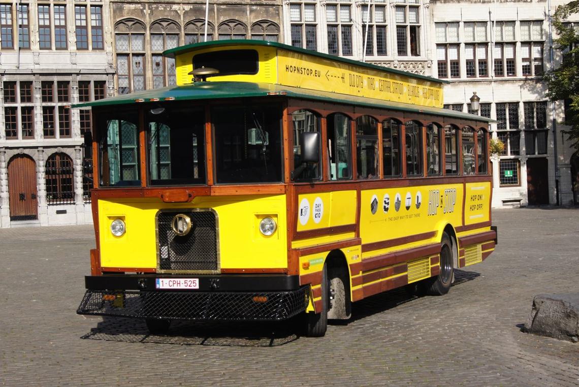 Visit Antwerpen