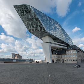 Inkijk in het Havenhuis voor individuelen - copyright Havenbedrijf Antwerpen - Peter Knoop