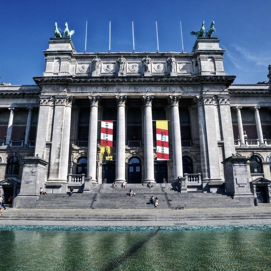 Koninklijk Museum voor Schone Kunsten Antwerpen - copyright Dave Van Laere