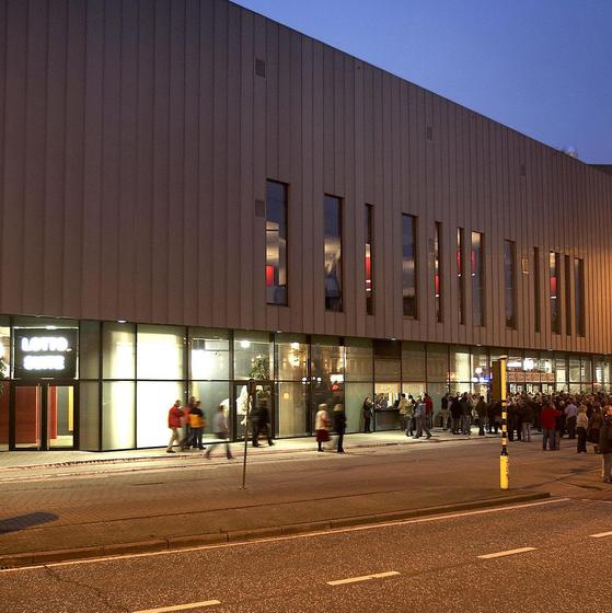 Antwerps Sportpaleis NV - copyright Lotto Arena