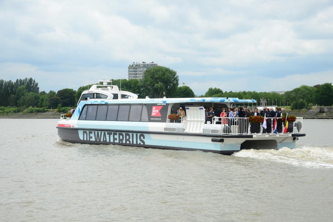 Havenbedrijf Antwerpen | Michel Dauchy