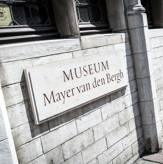 Bezoek met gids Museum Mayer van den Bergh - copyright SIGRIDSPINNOX.COM